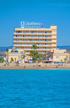 Hotel RH Casablanca - Fachada