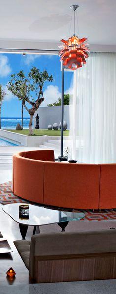Modern Beach House style @}-,-;--
