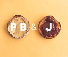 Cinnamon Brown Sugar Peanut Butter and Strawberry Balsamic Jam // Wit & Vinegar