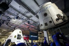 SpaceX Dragon V2: SpaceX and Boeing would be testing a manned spacecraft by the end of the year, a vehicle capable of delivering humans to the International Space Station or any other point within low-earth orbit. SpaceX's Dragon 2, or Boeing's CST-100, would be the first American-developed manned space vehicle since the space shuttle, which had its first test-flight in 1977 and was retired in 2011.