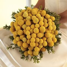 yellow weddings, fall wedding bouquets, fall bouquets, button, wedding flower arrangements, fall wedding flowers, flower ideas, fall weddings, bridesmaid bouquets