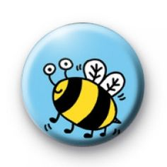 Bee Badges Badge badges button badges pins buttons
