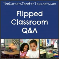 No, not las in decorating, but rather the delivery of the lesson-Flipping classroom Q&A