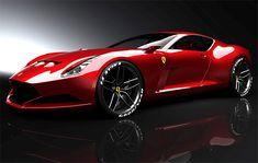 The Ferrari 610 GTO - http://NewestCars.net