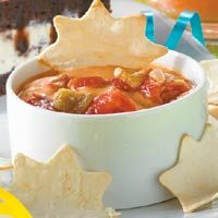 chips, chile, queso dip, garlic, chilis, chip dips, healthy appetizers, cream, tortilla star