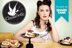 Cinnaholic, Award-Winning Gourmet Cinnamon Rolls