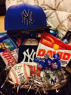 father's day basket of goodies