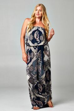 Curvy Plus Size Dresses & Clothing for Women | Casual Plus Size Women's Clothes | Emma Stine Limited