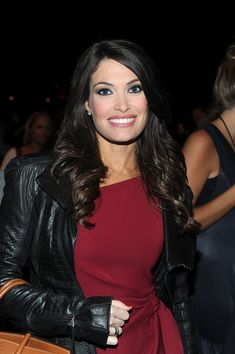 Kimberly Guilfoyle - her mom is Puerto Rican