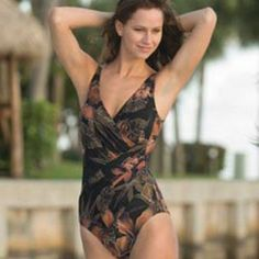 'Miraclesuit' Endless Love Oceanus One Piece. Sale $124.98