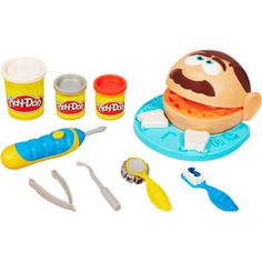 dentist Play-Doh! I also played with this as a kid. You can see why I am the way I am.