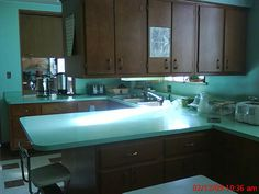 How to Paint Formica Countertops via www.wikiHow.com