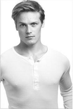 Sam Heughan   Set to play Jamie in Outlander