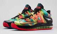 Championship Pack: Nike LeBron 11 Max Low SE 'Multicolor'