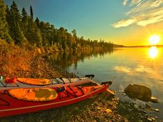 Isle Royale National Park (Michigan).