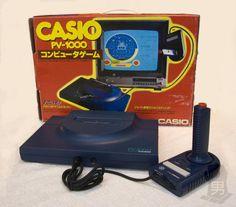 Casio PV-1000.