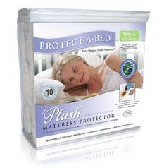 Plush Mattress Protector by Protect-A-Bed!