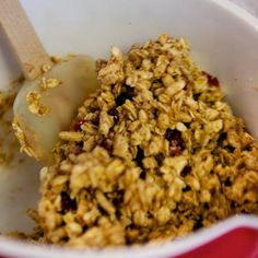 Cereal Bars - Make your own delicious and nutritious cereal bars with this super-simple recipe