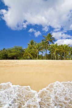 Beach From Ocean on #Lanai Hawaii