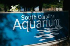 Southern Weddings aquarium event