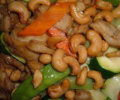 Best Cashew Chicken Stir Fry Recipe