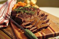 The Best Old-Fashioned Pot Roast
