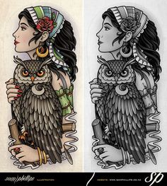 half sleeve tattoos for women tumblr - Google Search