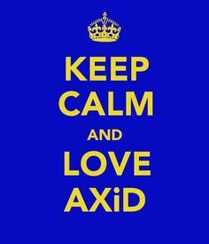 AXiD Love!