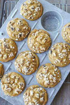 Eat Yourself Skinny!: Whole Wheat Pumpkin Muffins