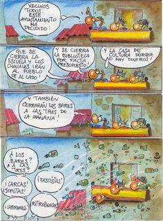 Humor patrio.