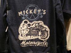 Mickey - Motorcycle Parts