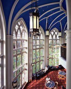 Barrett Library at Rhodes College (Memphis, TN)