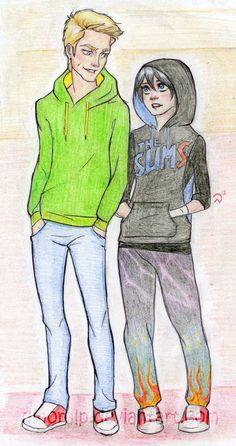 Thalia and Luke