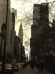 42nd Street, Bryant Park, NYC