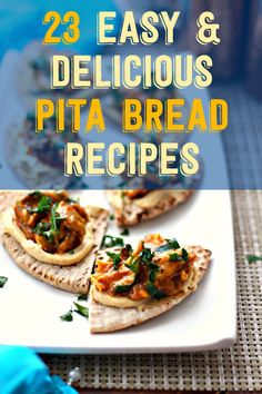 23 Easy And Delicious Things You Can Do With Pita Bread