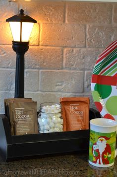 Hot Cocoa Station