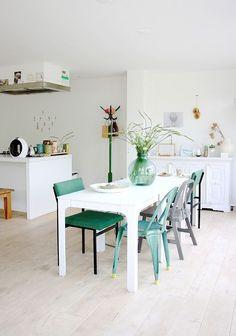Inspiración para decorar tu casa (via Bloglovin.com )