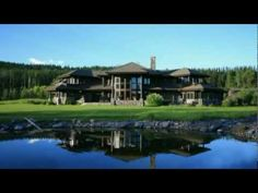 "A picture may say a thousand words, but videos take you there for an up-close and personal encounter. These videos will keep you mesmerized as you virtually walk around this log home estate and are invited for a private showing of America's finest log home estate in ""The Last Best Place"", Montana, USA."