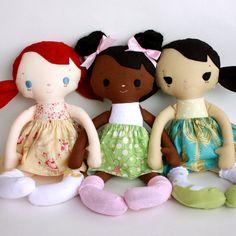 Bit of Whimsy DIY Mae doll pattern