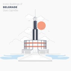 Meet Iconic Buildings of Belgrade • STILL IN BELGRADE
