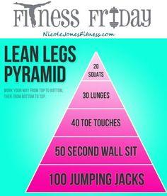 lean leg workout