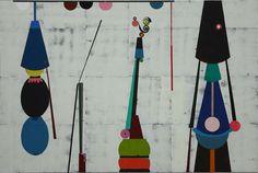 Gert & Uwe Tobias  Untitled (Panel 3 detail)  The Saatchi Gallery