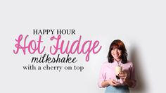 Happy Hour Hot Fudge Milkshake by Joy the Baker. bring on the chocolate.  bring on the bourbon. sip it under the trees.