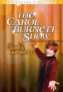 Amazon.com: The Carol Burnett Show: Carol's Favorites (Collectors Edition): Carol Burnett, Vicki Lawrence, Tim Conway, Harvey Korman, Lyle Waggoner: Movies & TV