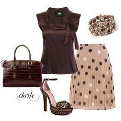 Chocolate Brown cbrile