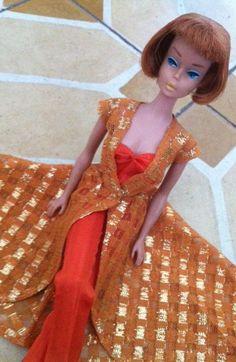 Vintage Barbie American Girl in Dinner at Eight