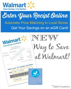Walmart has a new tool called Walamart Savings Catcher and its great for saving money! This is a great new way to save money without having to use coupons or even look at all the store ads for your area.