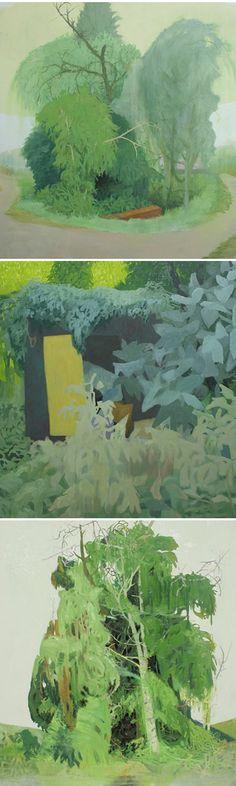 joseph noderer - oil paintings