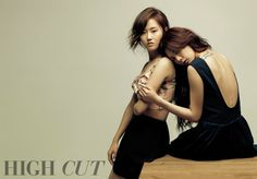 4Minute for High Cut
