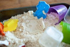 Kitchen Moon Dust is a Silky Sandpile for Landlocked Playtime